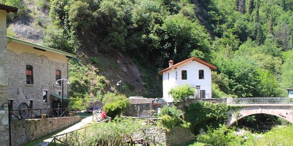 Valle delle Cartiere, ein Einblick in die Papierherstellung