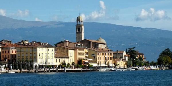 Der Dom in Salò - ein Touristenmagnet